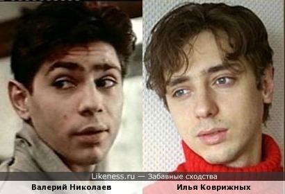 Коврижных напоминает Николаева