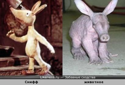 Несуществующие животные.