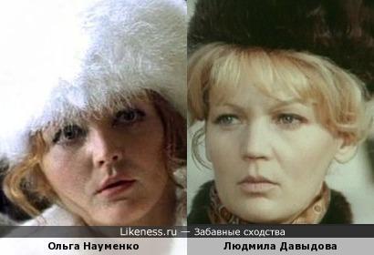 Ещё одна претендентка на Женю Лукашина?
