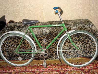 Велосипед Уралец