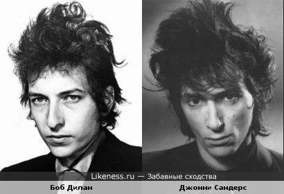 Типаж рок-музыканта 70-х