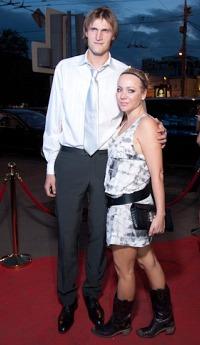 Андрей Кириленко с женой Марией