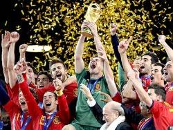 Испания Чемпионы Мира 2010