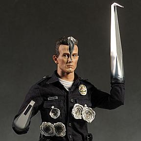 Terminator 2 t1000 Hand