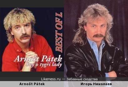 Чешский Игорь Николаев