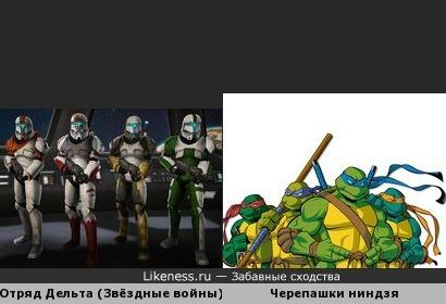 """Характеры каждого коммандос из отряда """"Дельта"""