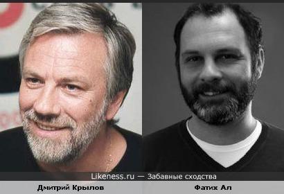 Дмитрий Крылов и Матракчи одно лицо!