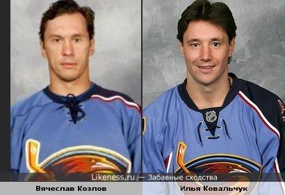 Илья Ковальчук vs Вячеслав Козлов