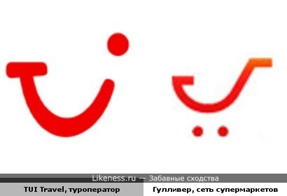 TUI Travel VS Гулливер