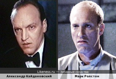 Кайдановский vs Ролстон