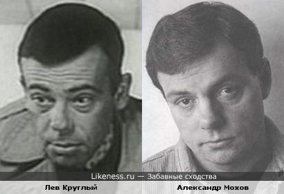 Лев Круглый и Александр Мохов