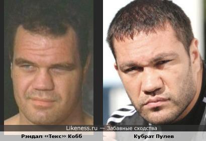 Рэндал «Текс» Кобб и Кубрат Пулев