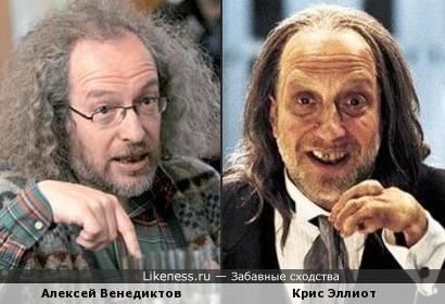 Крис Эллиот