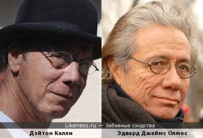 Дэйтон Калли и Эдвард Джеймс Олмос