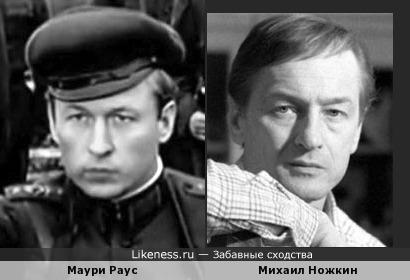 Ээстонский актер и поэт похож на русского поэта и актера... так мне показалось)