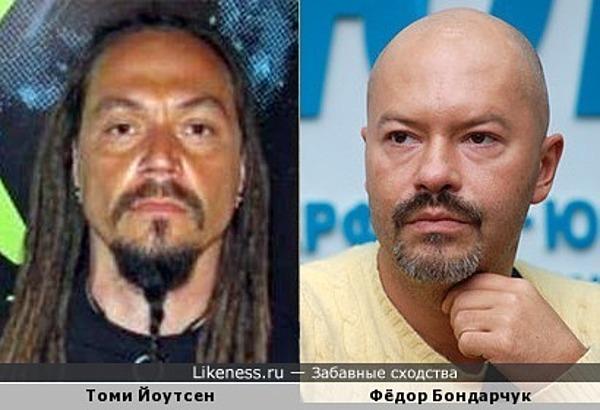 Увидел Томи Йоутсена и немедленно всплыл образ Фёдора Бондарчука