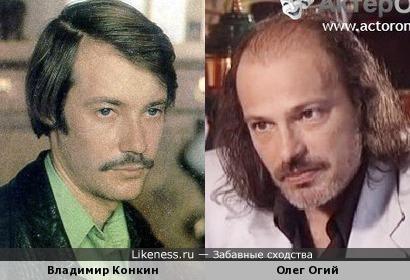 Олег Огий взглядом напомнил Владимира Конкина