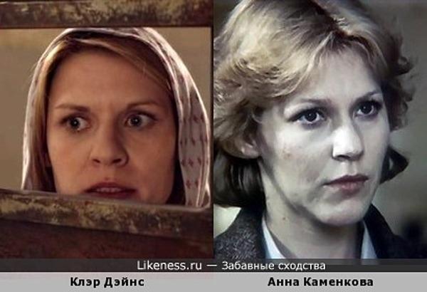 """Клэр Дэйнс в сериале """"Родина"""