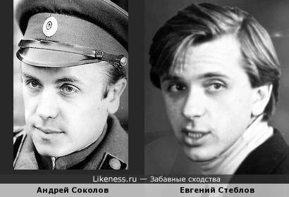 Андрей Соколов напомнил Евгения Стеблова
