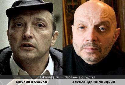 Это сравнение стало неизбежным после того, как я погрузился в фотомир Александра Липницкого