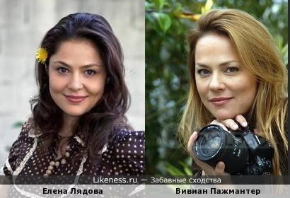 Через 10 лет после рождения бразильянки Вивиан Пажмантер в России у неё появился двойник