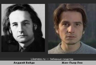 Памяти великого режиссёра Анджея Вайды. Таким он был в молодости