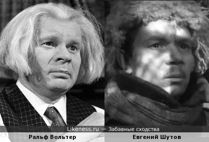 Ральф Вольтер много пережил своего одногодку Евгения Шутова