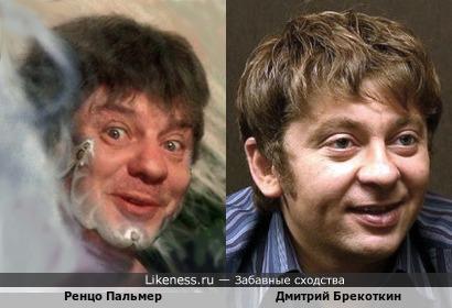 """Ренцо Пальмер в к/ф """"Сенатор-развратник"""