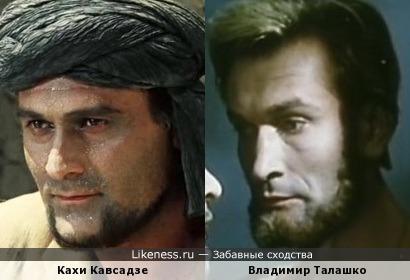 Кахи Кавсадзе похож на Владимира Талашко