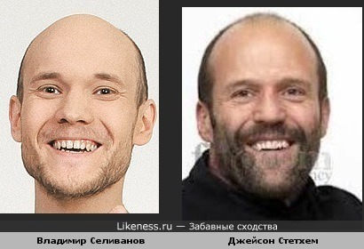 """Вован из """"Реальных пацанов"""" похож на """"Перевозчика"""""""