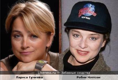 """Хореограф Лариса Сучкова похожа на некогда любимую Джину из """"Сапнта-Барбары"""""""