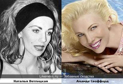 """Участница 3 сезона """"Топ модели по-американски"""" похожа на Наталью Ветлицкую"""