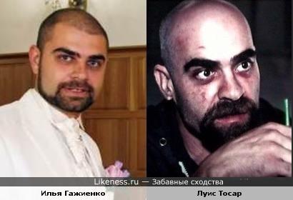 """Илья Гажиенко (""""Дом-2"""") напомнил Луиса Тосара в образе"""