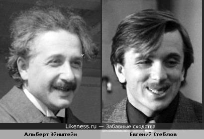 """Актер в фильме """"По семейным обстоятельствам"""" напоминает Эйнштейна"""