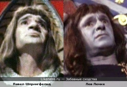 """Два злодея из к/ф """"Город Мастеров"""""""