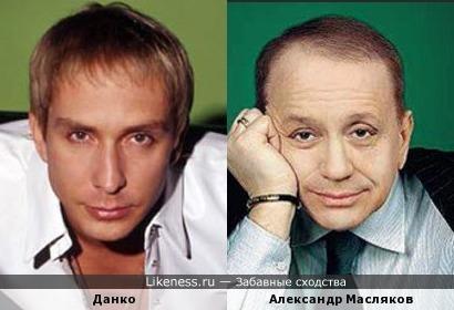 Александры Фадеев и Масляков