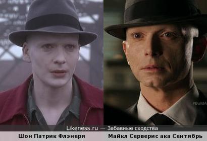 """Герой Флэнери в фильме """"Пудра"""