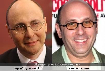 Сергей Гусовский напомнил Стенфорда Блэнча из СВГ