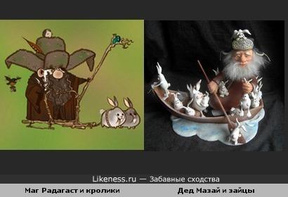 Мифологический персонаж в кино и литературе )))