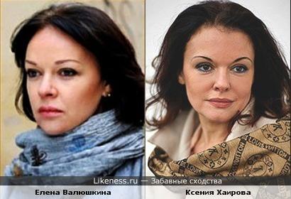 Елена Валюшкина и ксения Хаирова (фото3)