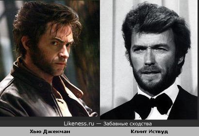 Клинт иствуд на likeness ru 52 сходства