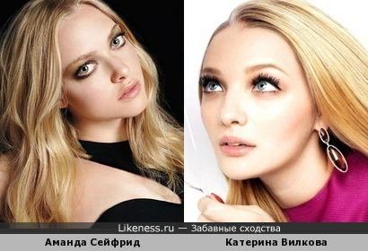 Очаровательные блондинки
