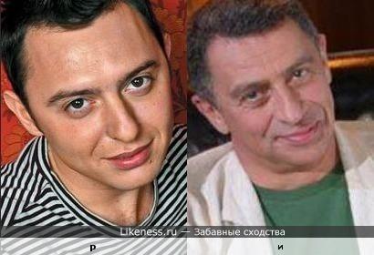 """Рома """"Зверь"""" похож на Ивана Дыховичного"""