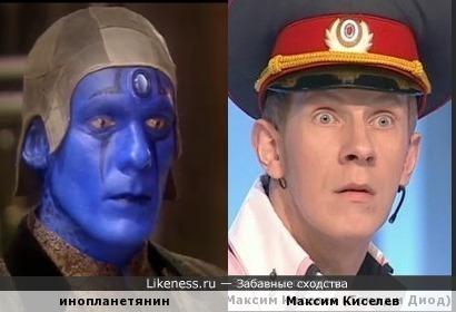 Максим Киселев в сериале Doctor Who :)