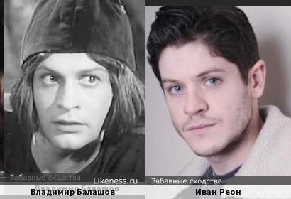 Владимир Балашов на этом фото напоминает Рамси :)
