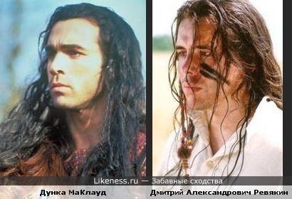 Такие дядечки... Дункан МаКлауд и Дмитрий Ревякин... ;-}~