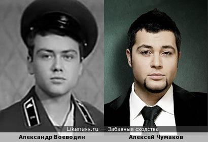 Алексей Чумаков напомнил молодого Александра Воеводина