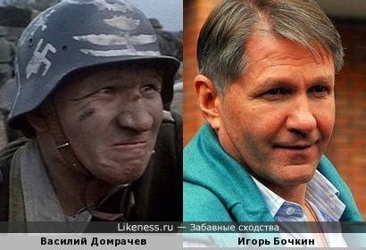 """Василий Домрачев в фильме """"Иди и смотри"""