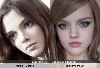 Девочка барби на likeness ru 1 сходство