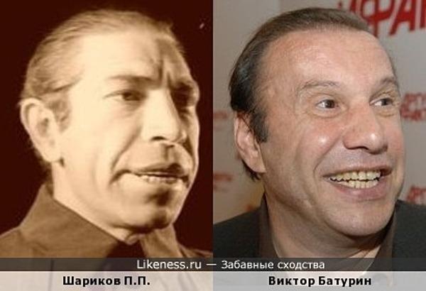 Владимир Толоконников похож на Виктора Батурина